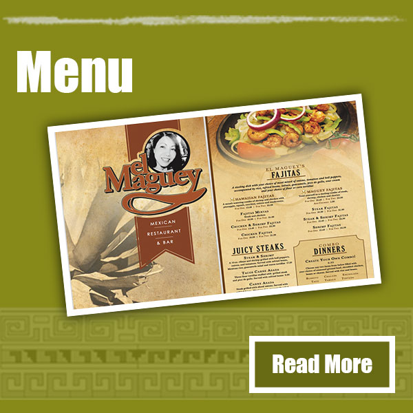 Picture of El Maguey Menu